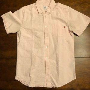 Obey Short-Sleeve Button Down